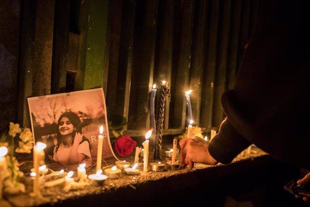 Homenaje a los fallecidos en el avión ucraniano derribado en Teherán