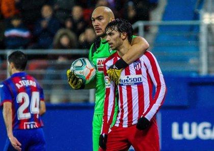 Crónica del Eibar - Atlético de Madrid, 2-0