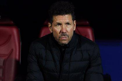 """Simeone: """"Sabemos dónde estamos, podemos perder y ganar contra cualquiera"""""""
