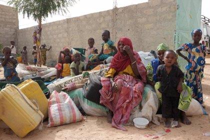ACNUR alerta de la necesidad de protección para civiles y refugiados que huyen de Níger