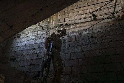 Libia.- Alemania y Emiratos Árabes Unidos piden que se consiga un alto al fuego duradero en Libia