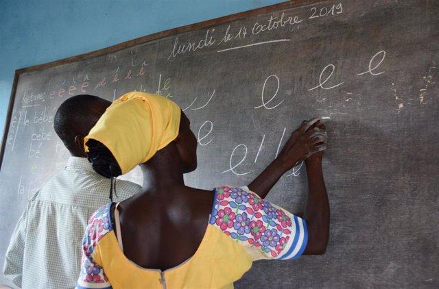 Proyecto de Oxfam en República Centroafricana