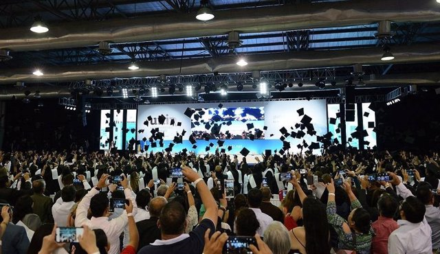 Celebración UNIR Alumni en Ecuador
