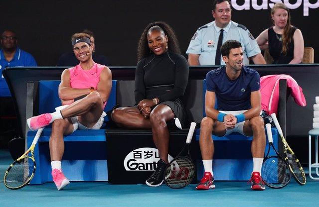 Tenis/Australia.- (Previa) Nadal va a por Federer en Australia