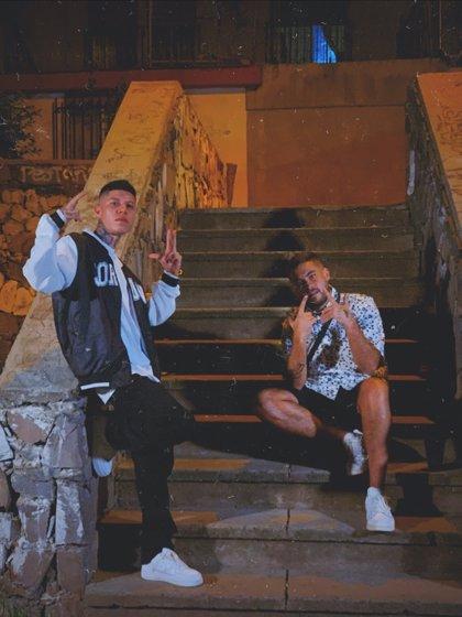 Los raperos Delaossa y Santa Fe Klan unen a Málaga y México en su nuevo tema 'Si me quieren matar'