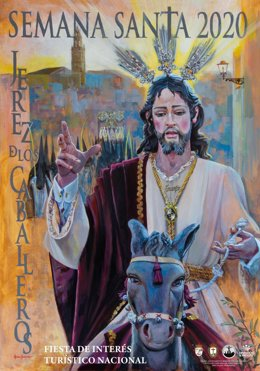 Cartel de la Semana Santa de Jerez de los Caballeros 2020