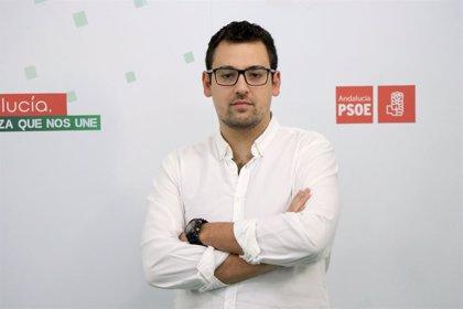 Lázaro Martínez, único candidato a secretario general a las Juventudes Socialistas de Jaén