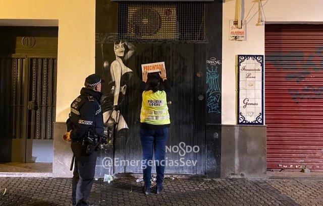 [Sevilla] Policía Local. Nota De Prensa.