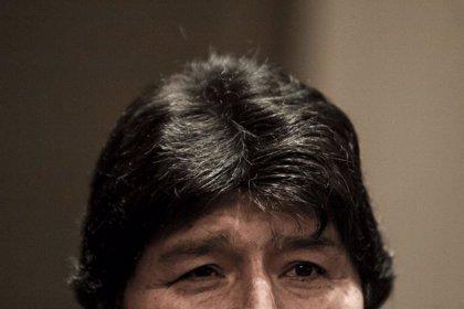 """Bolivia.- Evo Morales denuncia la retención """"arbitraria"""" de un dirigente del MAS en su viaje a Argentina"""