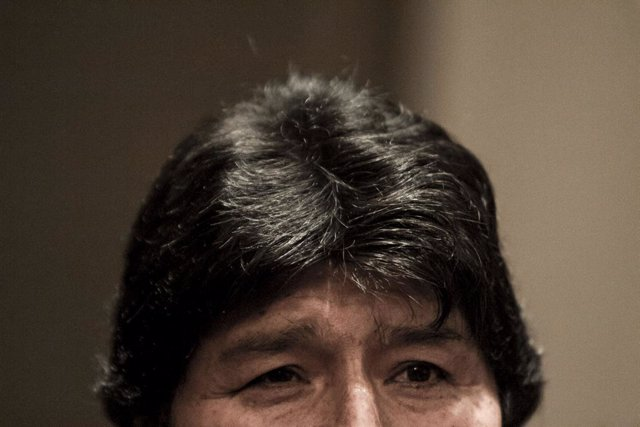 """Bolivia.- Evo Morales denuncia la retención """"arbitraria"""" de un dirigente del MAS"""