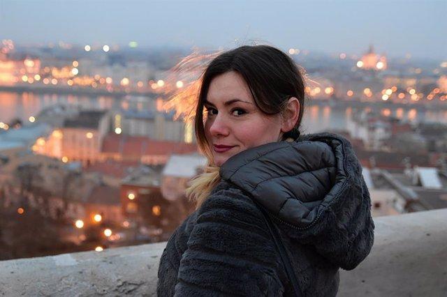 La escritora y traductora Iris Permuy Hércules de Solás