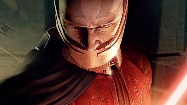 Imagen del videojuego Caballeros de la Antigua República