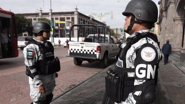 México.- Un millar de migrantes llegan a la frontera sur de México