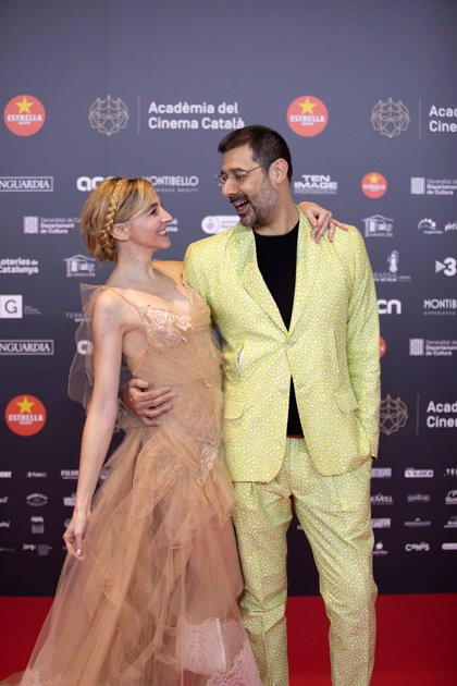 Nervios e ilusión protagonizan la alfombra roja de los XII Premis Gaudí