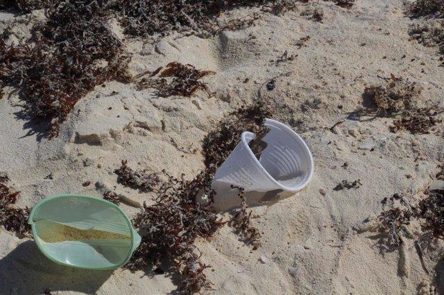 China.- China anuncia un ambicioso plan para reducir los plásticos de un solo us