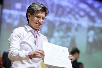 Colombia.- Paramilitares amenazan a la alcaldesa de Bogotá y a varios políticos de la izquierda en Colombia