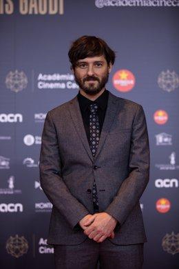 Carlos Marqus-Marcet en els XII Premis Gaudí de l'Acadmia del Cinema Catal