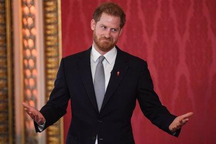 """R.Unido.- El príncipe Enrique asegura que """"no había otra opción"""" en relación a su salida de Casa Real"""