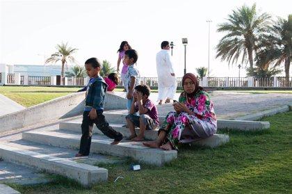 """Qatar.- HRW denuncia que el sistema de visas de Qatar sigue generando """"la explotación contra los trabajadores migrantes"""""""