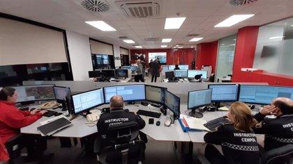 Emergencias Comunitat Valenciana gestiona más de un millar de incidencias por la borrasca Gloria