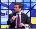 Casado admite que desea una vía constitucionalista de PP, Cs, el partido de Valls y la sociedad civil para las catalanas