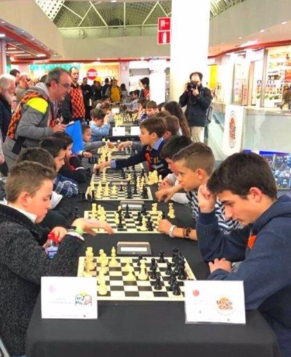 Ceetrus organiza el II Torneo de Ajedrez Escolar en cuatro de sus centros comerciales