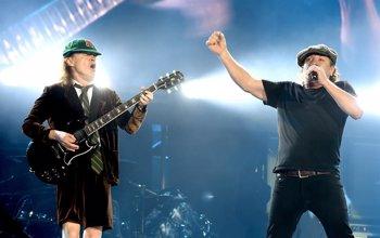 Foto: ¿Nuevo álbum de AC/DC en febrero?