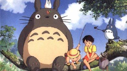 Las películas de Studio Ghibli llegan a Netflix