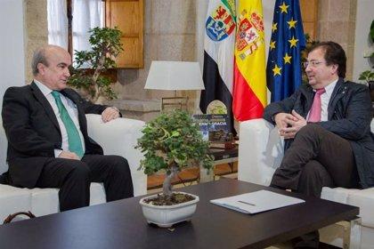 La Organización de Estados Iberoamericanos para la Educación, la Ciencia y la Cultura expone a Vara varios proyectos
