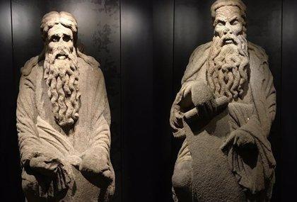 """Santiago estudia presentar un recurso extraordinario para """"volver atrás"""" el proceso de las estatuas del Mestre Mateo"""