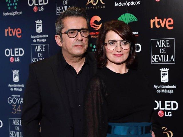 Silvia Abril y Andreu Buenafuente repiten como maestros de ceremonias en los Goya 2020