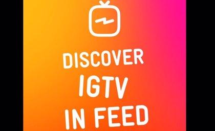 """Portaltic.-Instagram elimina el botón de IGTV porque """"muy poca gente"""" lo usaba"""