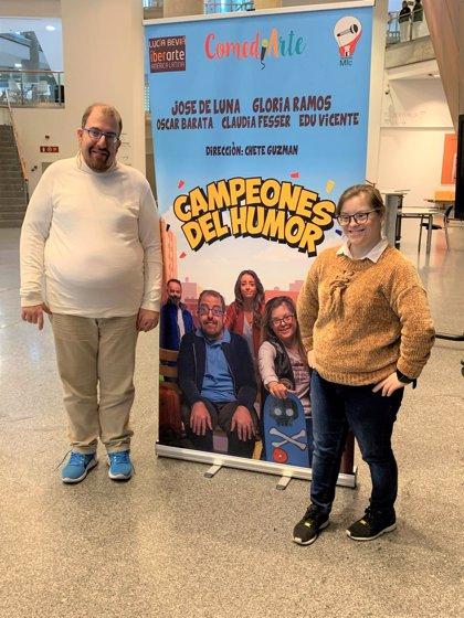 Protagonistas de 'Campeones' traen al Euskalduna del 7 al 9 de febrero una comedia teatral sobre la vida en pareja