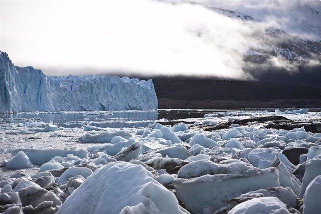 Parque Nacional de los Glaciares de Argentina