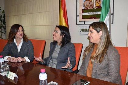 Junta y presidenta del Parlamento abordan cuestiones estratégicas en la provincia