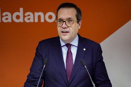 """Cs reclama el cumplimiento del Plan de Restitución de Montearagón, ya que """"solo se ha ejecutado el 6%"""""""