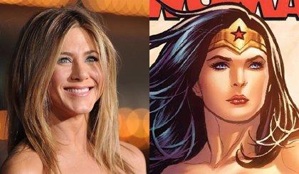 Wonder Woman, el gran sueño de Jennifer Aniston