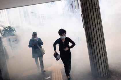 China.- Detenido el activista Ventus Lau tras convocar la protesta del domingo en Hong Kong