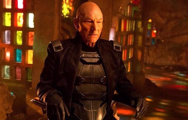 Sir Patrick Stewart en X-Men: Días del futuro pasado