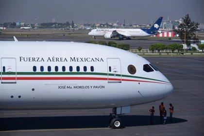 México.- El Gobierno de México estudia abrir al público el avión presidencial en venta