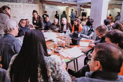 Barcelona acoge este miércoles la última sesión participativa del Avance del PDU del AMB