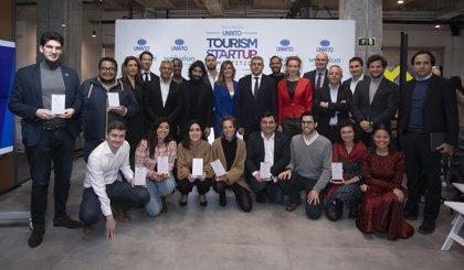 La OMT y Globalia otorgan los premios de la competición de 'start ups' de turismo, entra las que hay dos españolas