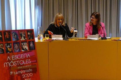 Blanca Portillo, Verónica Forqué y Aitana Sánchez Gijón, protagonistas de la programación de 'A Escena 2020'