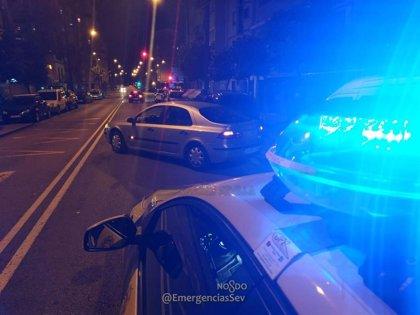 Un agente de Policía Local de Sevilla jubilado persigue a un conductor que duplicó la tasa de alcoholemia