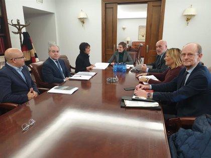 Junta, Gobierno y Enusa trabajan en un proyecto de FP Dual con prácticas en la planta de Juzbado (Salamanca)