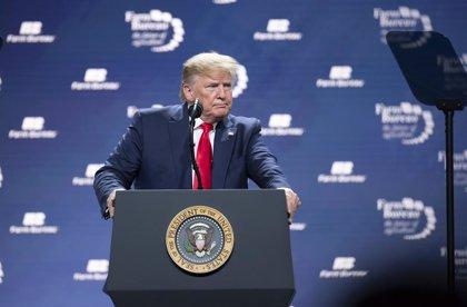 """EEUU.- Los abogados de Trump piden al Senado que cierre la """"charada"""" del 'impeachment'"""