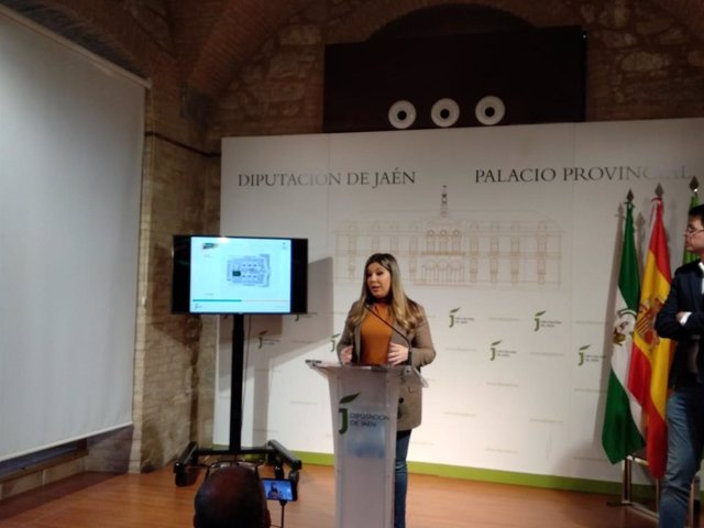 Raquel Morales informa sobre la presencia de la provincia de Jaén en Fitur