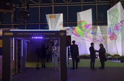 """El proyecto de realidad virtual Open Future Creative Communion """"despertó un gran interés mediático"""" en la COP25"""