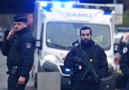 Siete detenidos en una operación antiterrorista en Brest, Francia