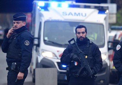 Francia.- Siete detenidos en una operación antiterrorista en Brest, Francia